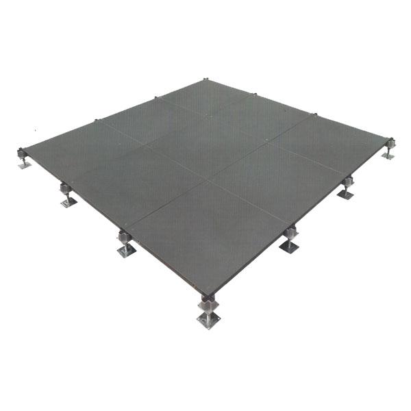 OA新型线槽网络地板